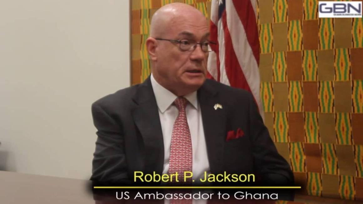 I'm proud of increasing trade in Ghana - US Ambassador