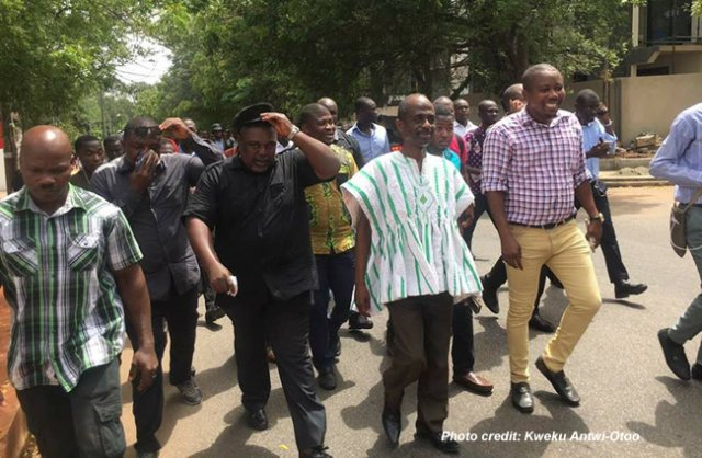 Koku Anyidoho to be released today