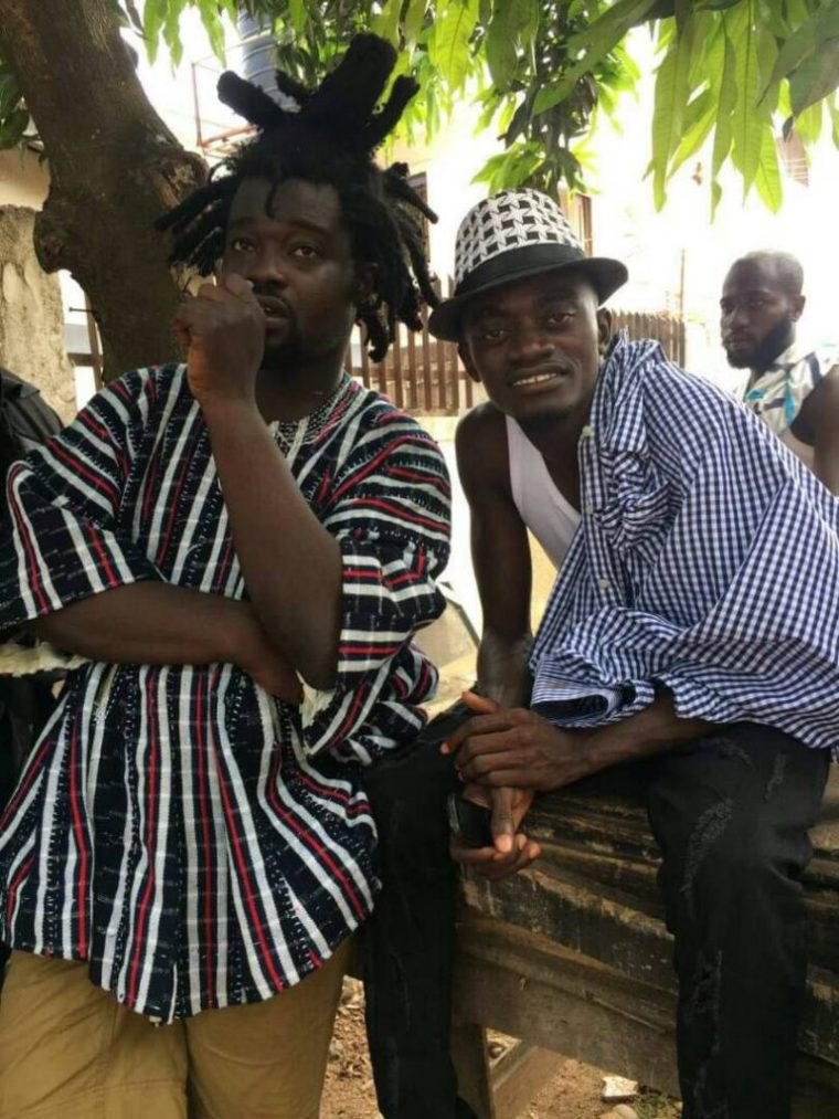 Kwaku Manu behind Lil Win's death rumors - Guda speaks