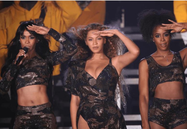 Beyonce reunits Destiny's Child at Coachella