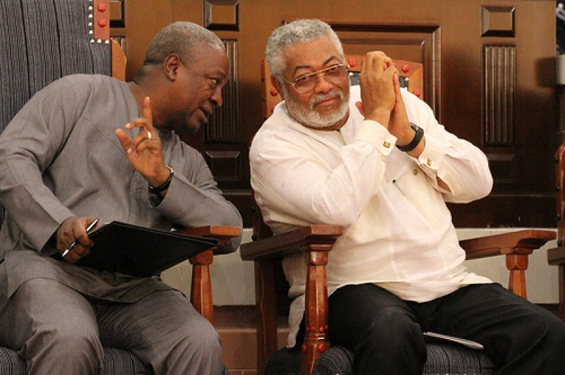 'Don't insult Rawlings' – Mahama to NDC members