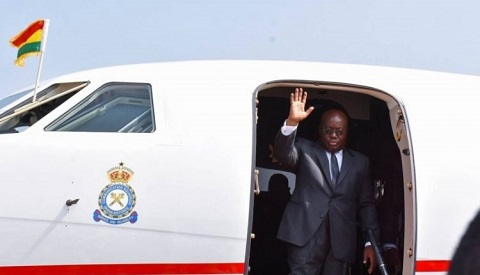 President Akufo-Addo attends SDGs event in US