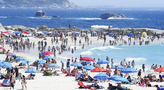 Cape Town water crisis carrying risks for tourism businesses?