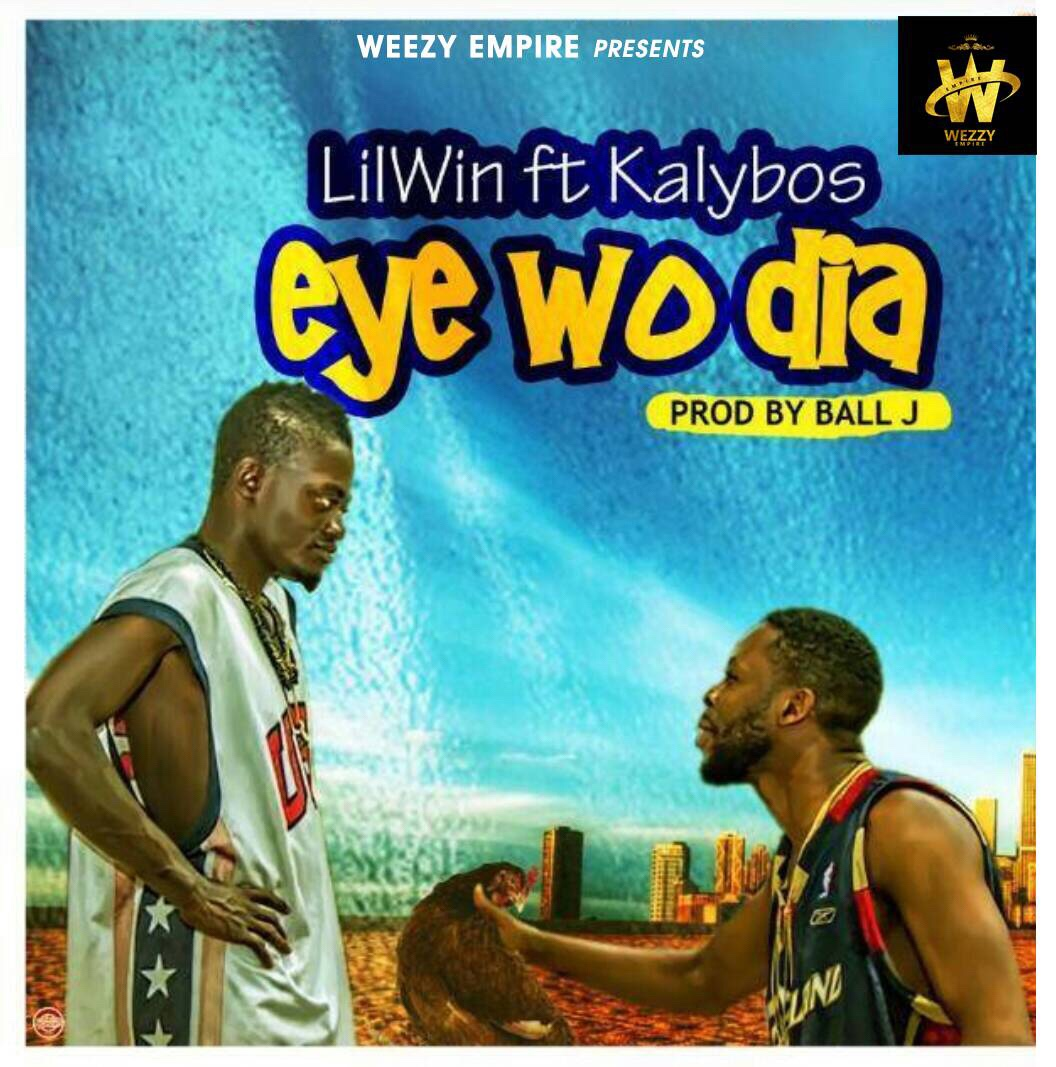 """Lil Win Features Kalybos on """"Eye Wo Dia"""" (Prod By Ball J)"""