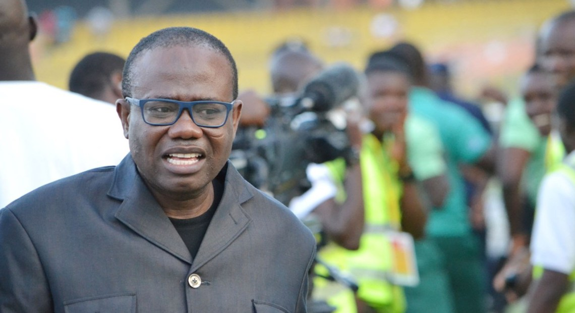 Top 8 high profile scandals Kwesi Nyantakyi has escaped