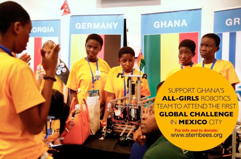 All-Girls Robotics Team to Participate in International Competition in Mexico