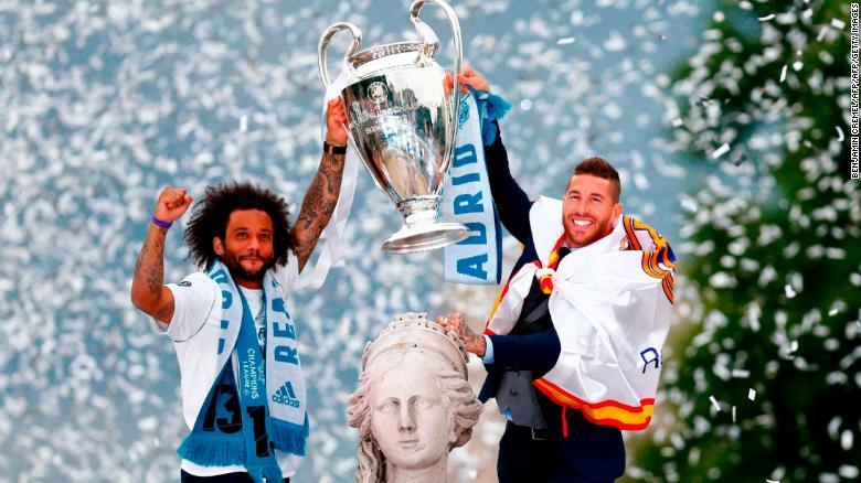 Real Madrid must keep winning - Zinedine Zidane