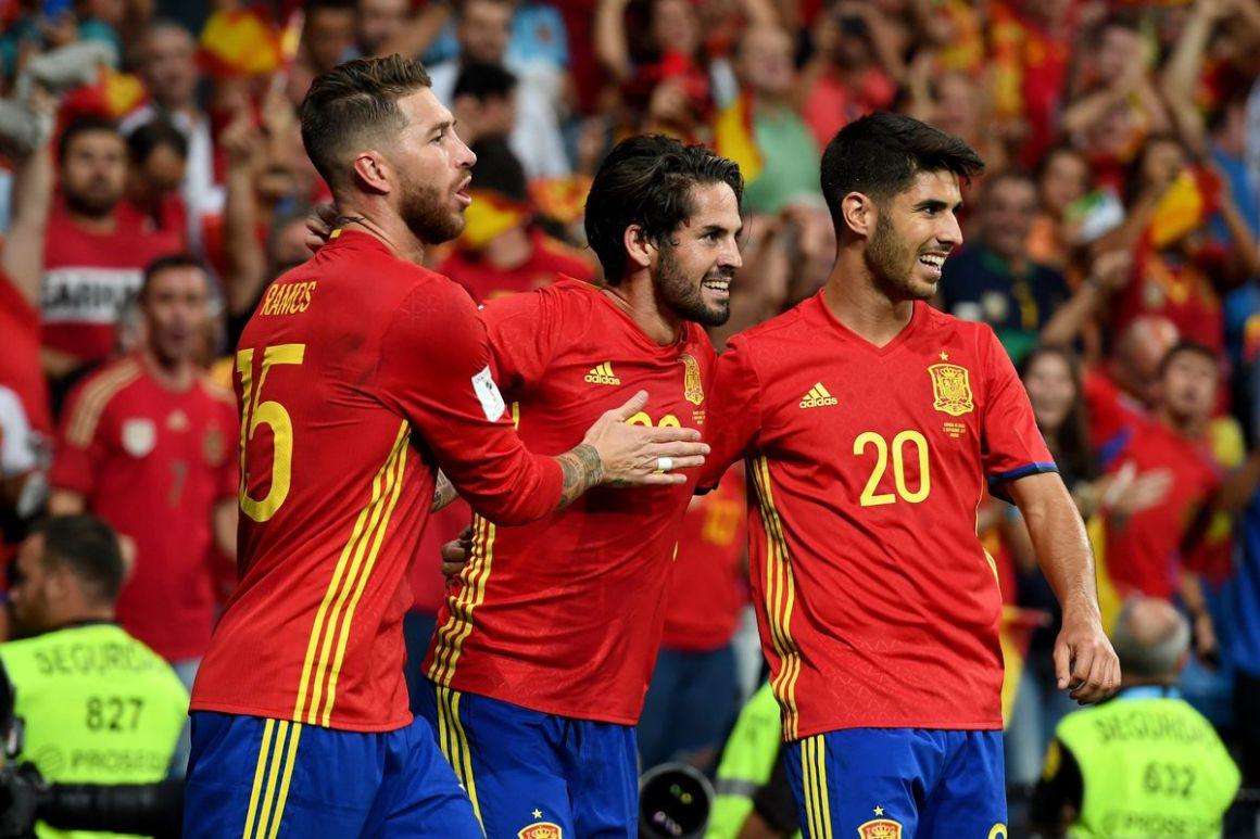 Spain stay unbeaten under Julen Lopetegui