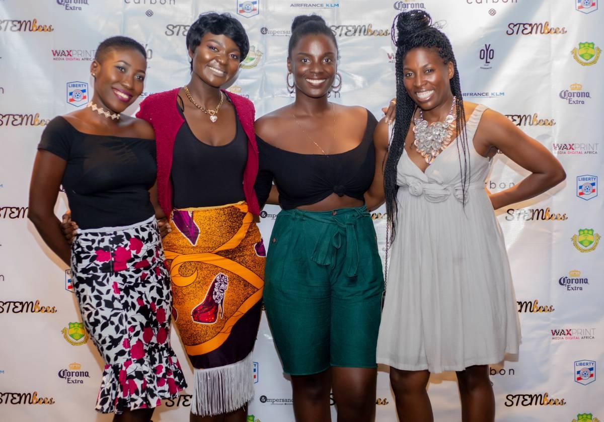 Cocktail Fundraiser Held in Support of Ghana's All Girls Robotics Team