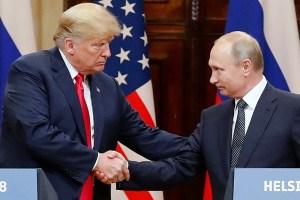 Trump-Putin summit: US president reverses remark on Russia meddling