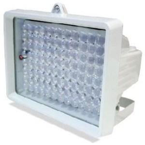 Netcam overvåkningIR-lampe net-ir-80m