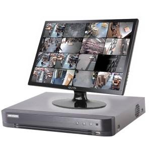 Netcam Hikvision DVR