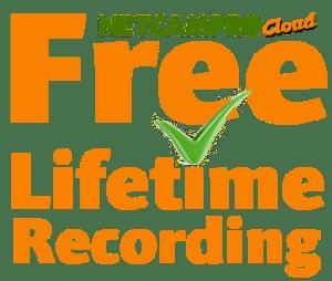NetCamPro Free Lifetime Recording