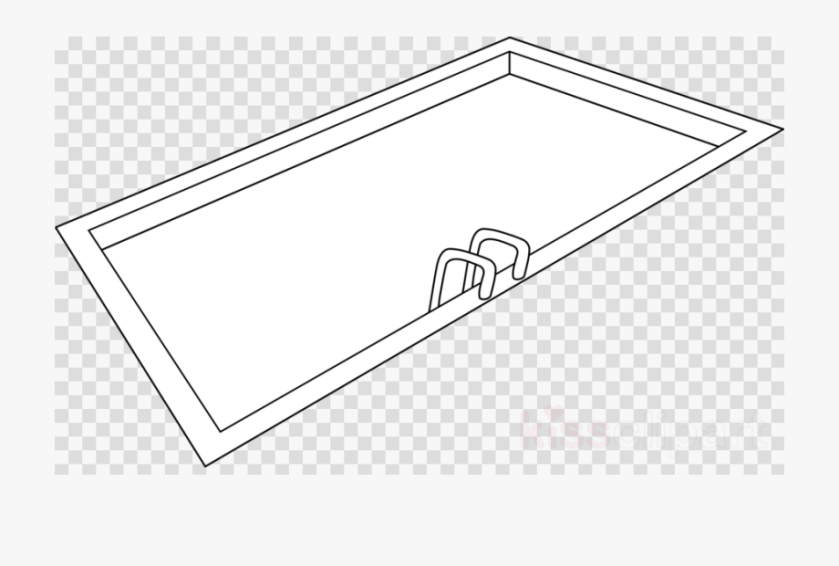 swimming pool colouring pages  transparent cartoon free