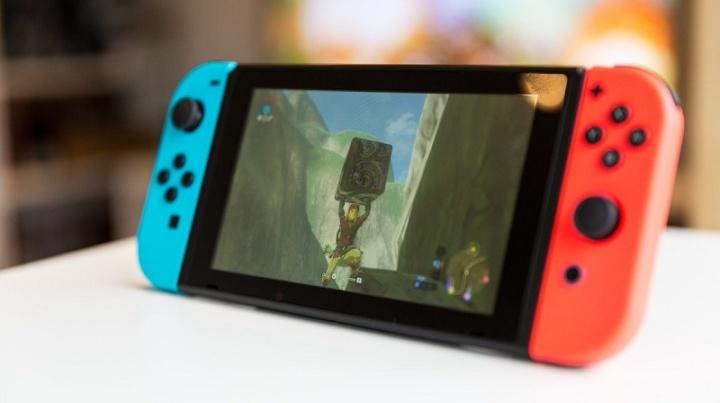 Nintendo Switch vendió 8.459 millones de unidades