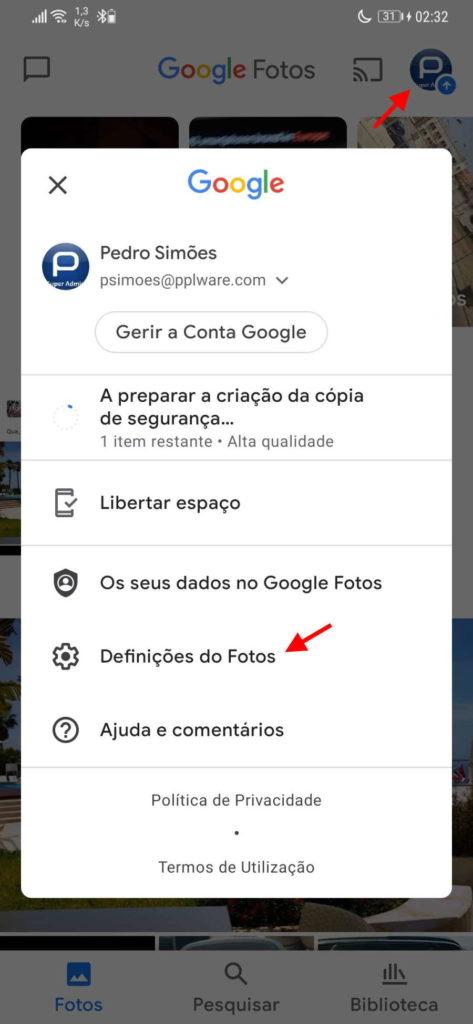Fotos de Google Photos