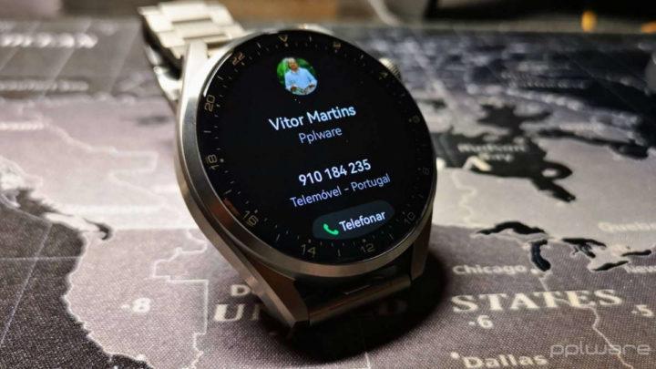 Reloj inteligente Huawei Watch 3 HarmonyOS