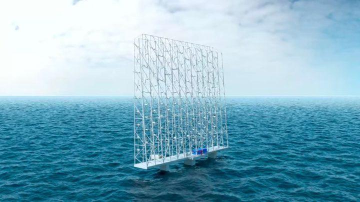 1623355926670 Las redes eólicas gigantes pueden producir energía para 80