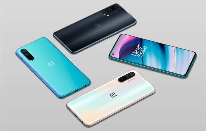 Precio del hardware del teléfono inteligente OnePlus Nord CE 5G