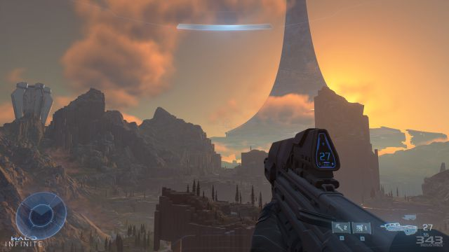 Halo Infinite e3 2021 todo lo que sabemos xbox series pc one