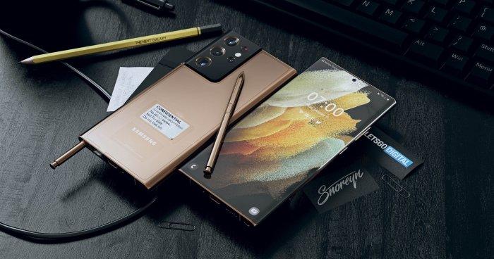 Lápiz óptico Samsung Galaxy Note21 S
