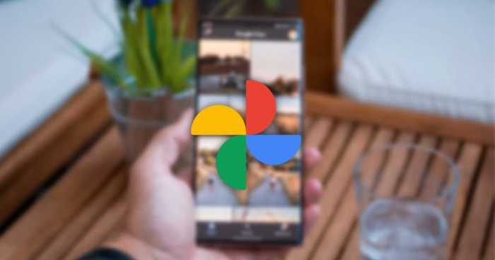 Álbumes en vivo de Google Fotos