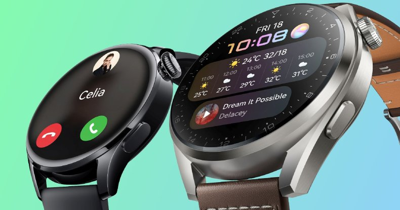 Huawei Watch3 y Huawei Watch3 Pro