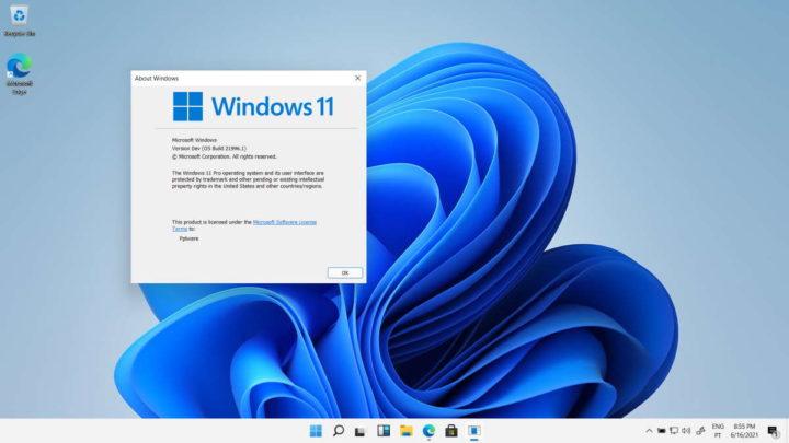 Actualización de Microsoft Windows 11 Windows 7