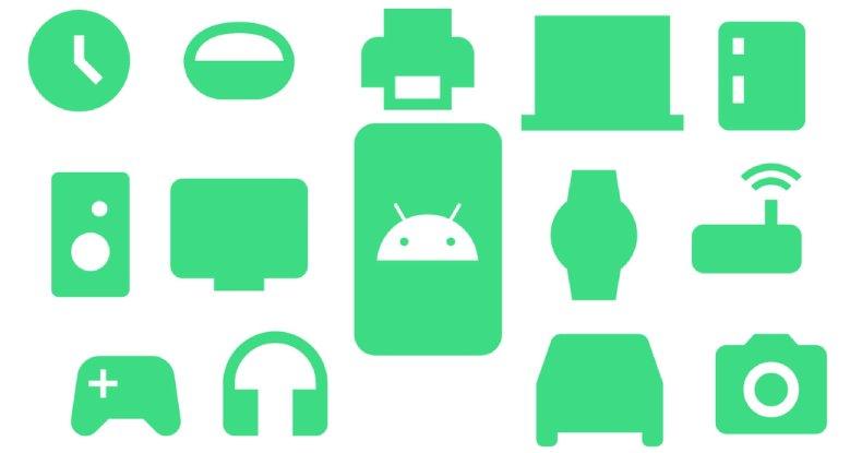 Ecosistema de dispositivos Android