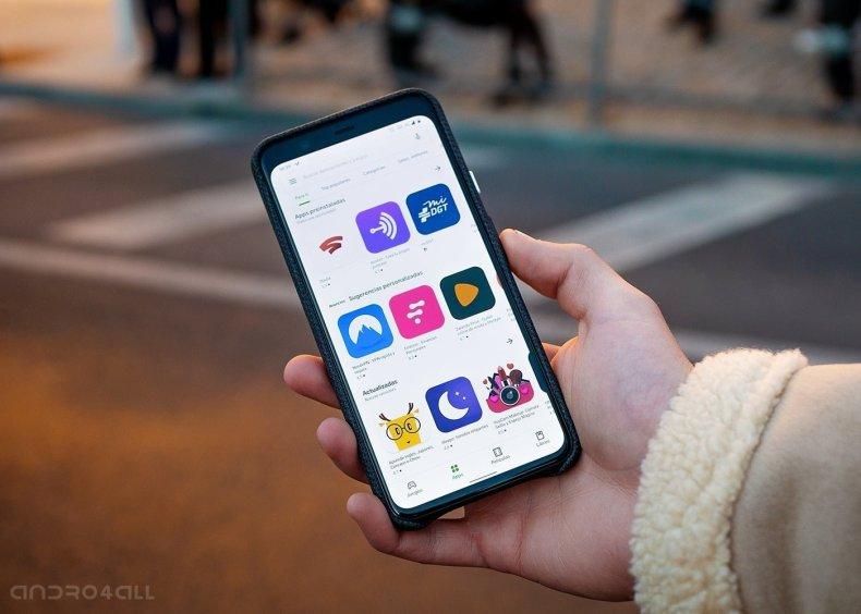 Google Play Store, aplicaciones y juegos