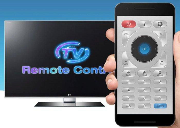 mando a distancia de TV