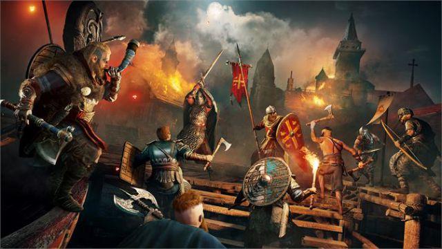 Assassin's Creed: Valhalla dualsense ofrece una versión para PC