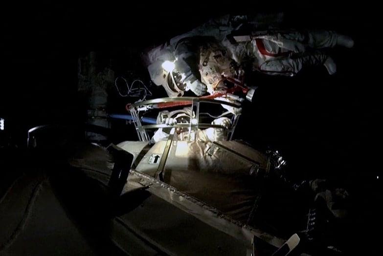 Paseo espacial de China