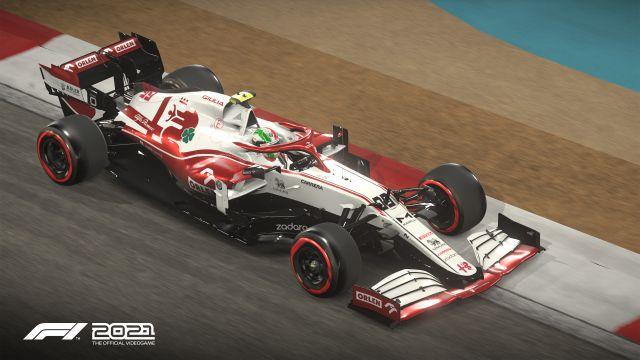 Estadísticas oficiales de los pilotos de F1 2021