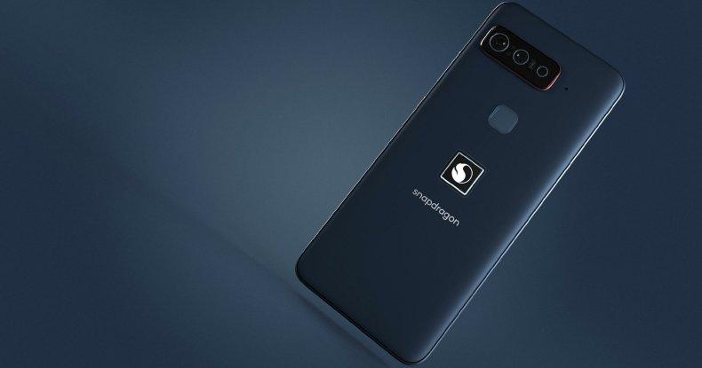 Teléfono inteligente Qualcomm