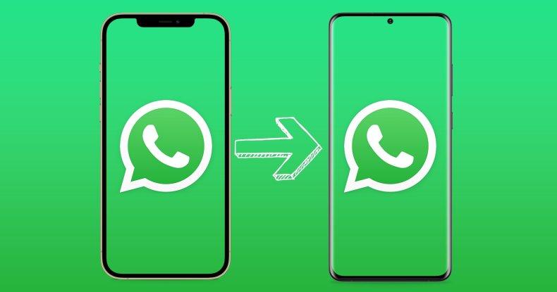 Omitir los chats de WhatsApp