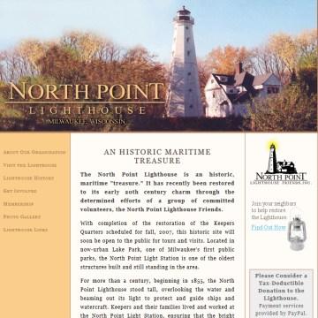 Tourism web site