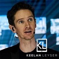 Digital Magician Keelan Leyser at Connecting the Dots