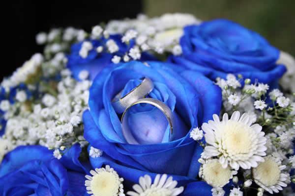 Thme De Mariage Bleu Marine Argent Et Blanc