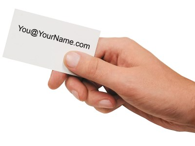 Is Your Email Address Sending the Wrong Message?