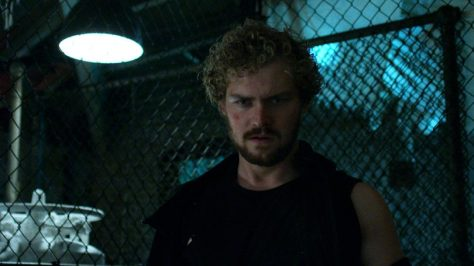 Finn Jones als Danny Rand in Netflix' Iron Fist
