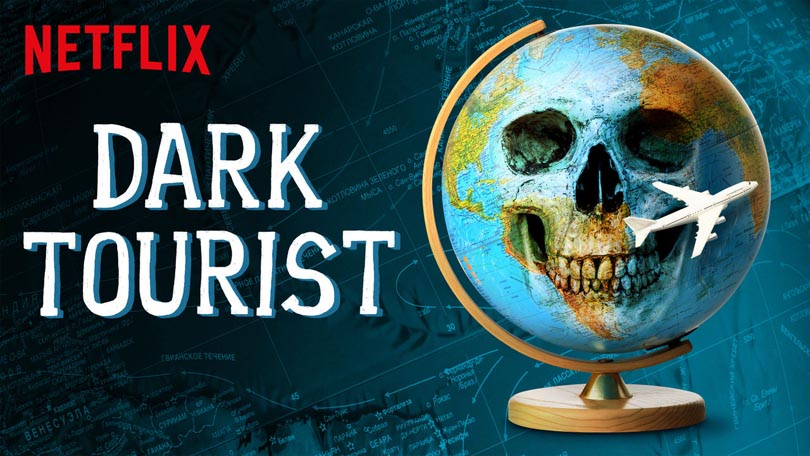 The dark tourist