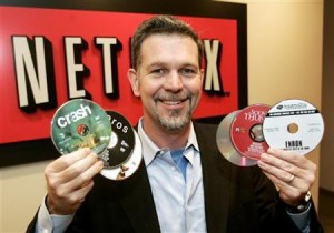 netflix ceo reed hastings 300x210 Reed Hastings, patron atypique de Netflix l'atypique