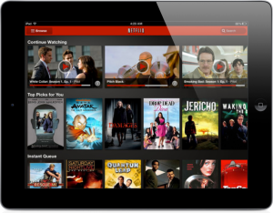 Netflix 2.0 iPad 1 1024x799 300x234 10 solutions pour regarder Netflix simplement