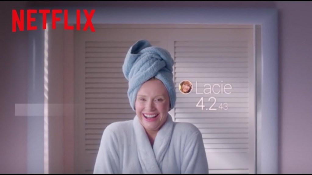 Black Mirror – Nosedive – Featurette – Netflix [HD]