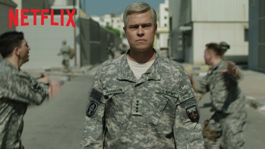War Machine – Bande-annonce principale – Seulement sur Netflix