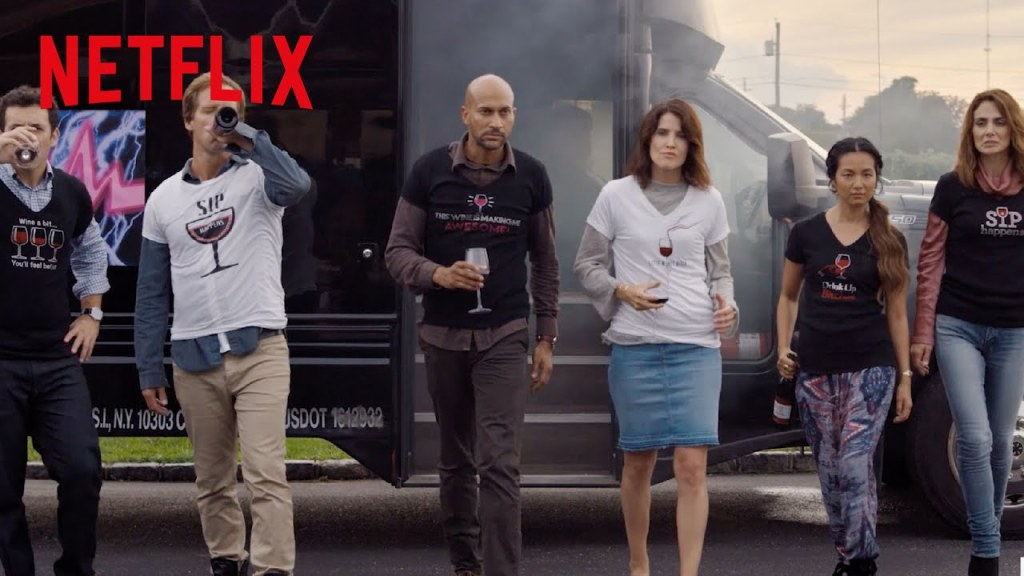 Friends From College – Bande-annonce officielle – Netflix [HD]
