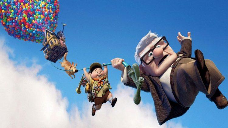 La haut netflix 1024x576 Disney fait son come back sur Netflix