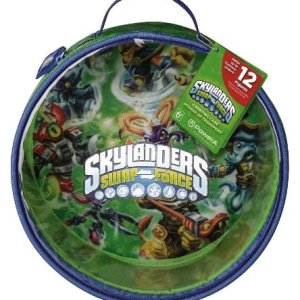 Powerta-LOT30715J0301-housse-de-transport-Skylanders-Swap-Force-pour-3DSWiiXbox-vertbleu-0