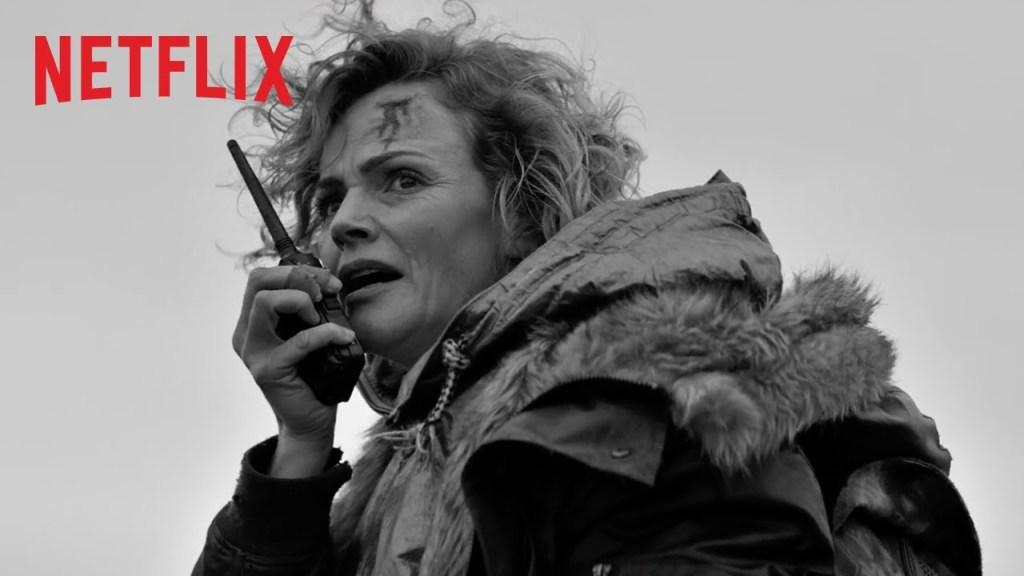 Black Mirror – Metalhead   Bande-annonce officielle [HD]   Netflix DUB